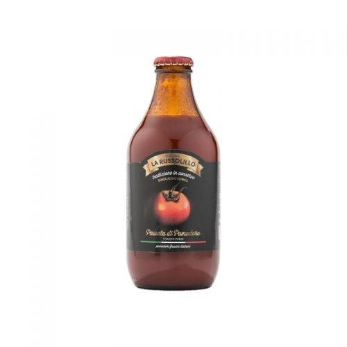passata di pomodoro in bottiglia 340g