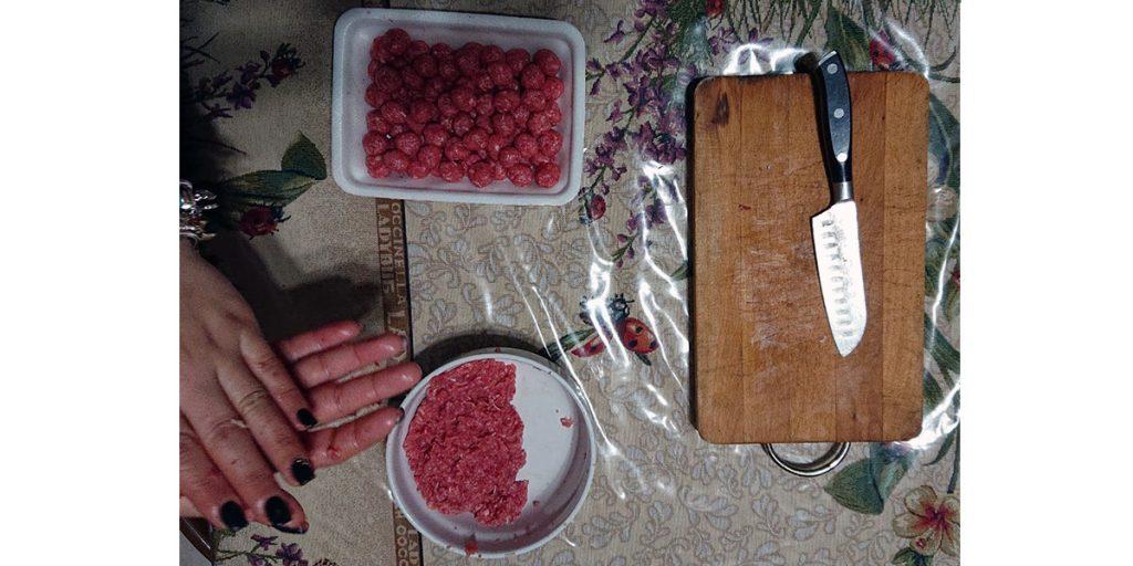 preparazione Polpettine fritte